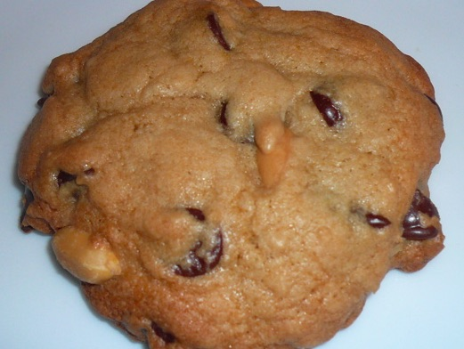 Peanut Butter Chocolate Chip Cookies Nigella